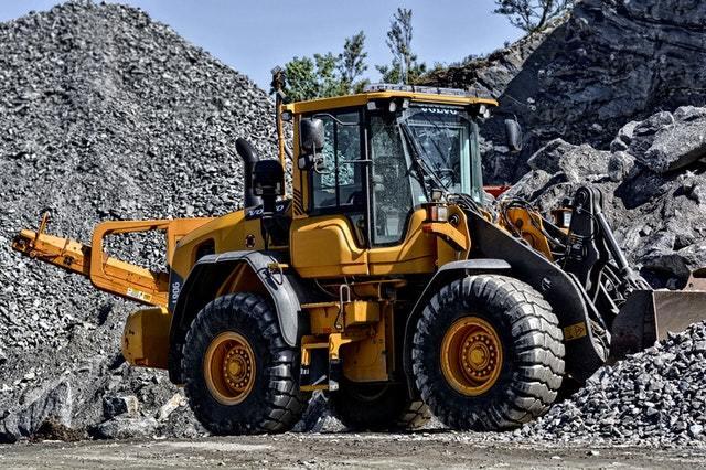 Tractor-cab-roadwork-mining-